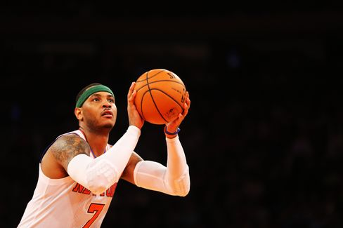 Knicks Clinch First Atlantic Division Title Since 1993-94