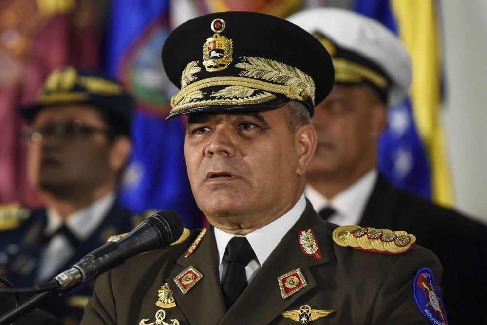 Venezuela Claims U.S. Military Aircraft Violated Its Airspace