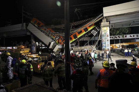 Carlos Slim's Company Still Eligible for Mexico Contracts Despite Train Crash
