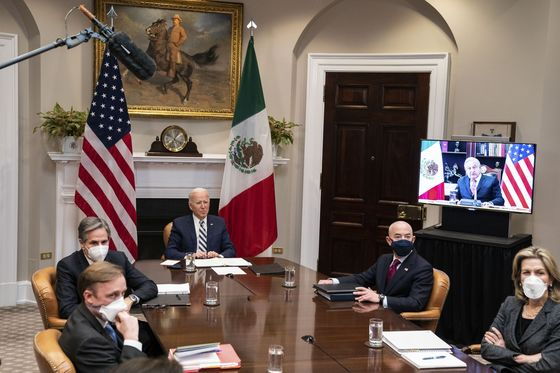 Biden Voiced Openness on Migration to AMLO, Officials Say