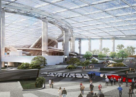 Kroenke's $5 Billion NFL Stadium Lands American Air as a Sponsor