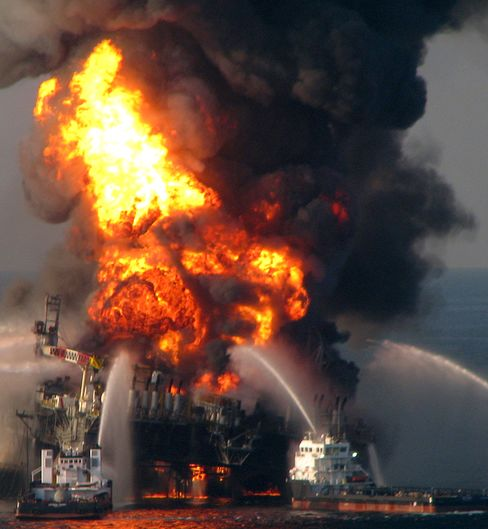 Offshore U.S. Oil-Drilling Rule Disappoints Environmentalists