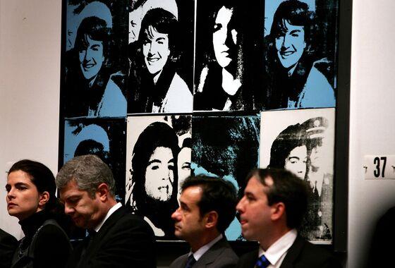 Divorce Triggers 'Battle Royal' for Billionaire's Art Collection