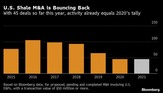 Pioneer CEO Says He's Sitting Out Latest Round of Shale M&A
