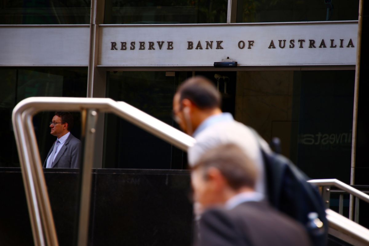 The Year Australia's Central Bank Was Dragged into QE Fold