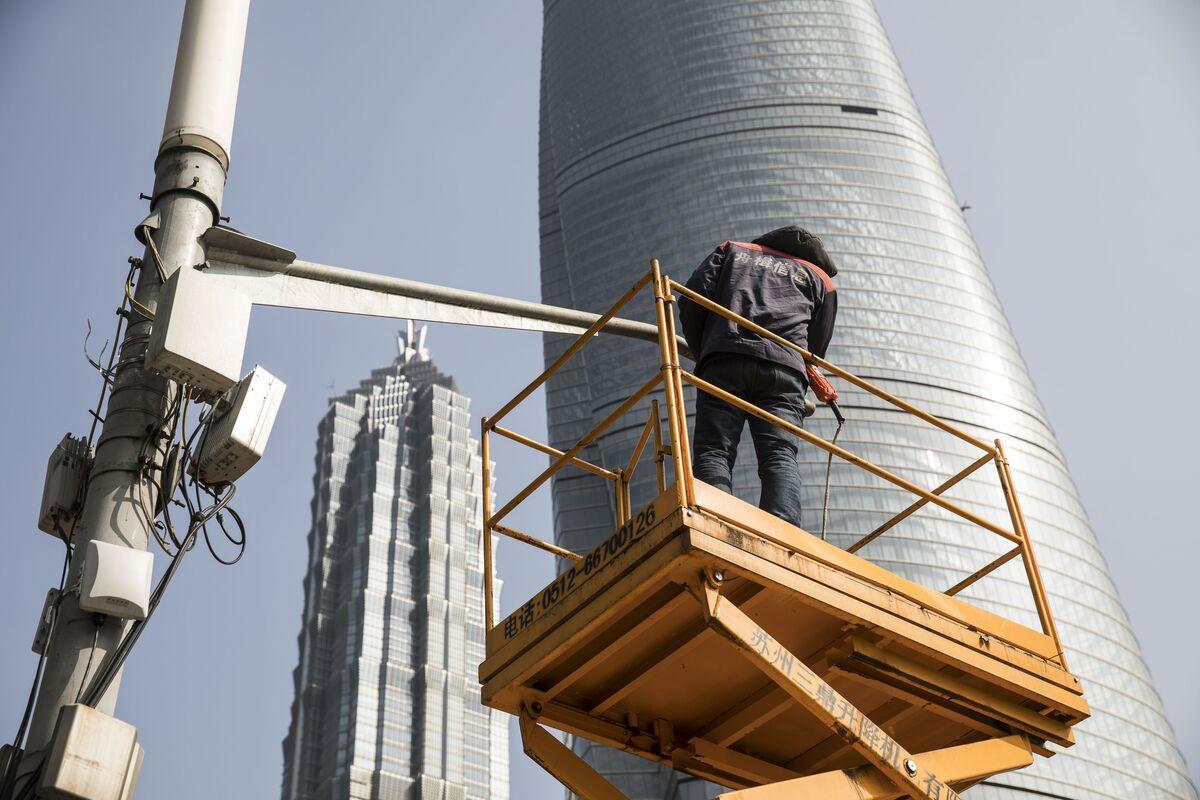 China Surveillance Giant Hikvision Tanks on U.S. Ban Report