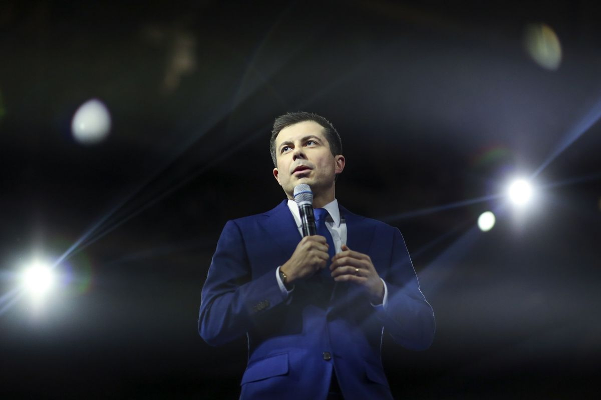 Buttigieg Endorses More Than Two-Dozen Candidates for 2020
