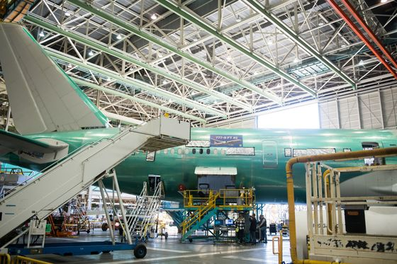 Boeing 777X Takes First Flight Into Troubled Skies for Jumbos