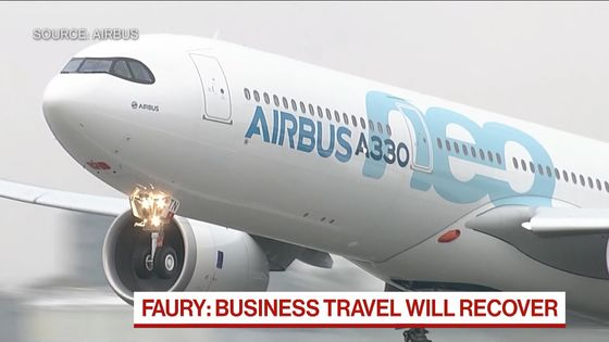 Airbus Gets Cash Boost From Flurry of New Jet Deliveries