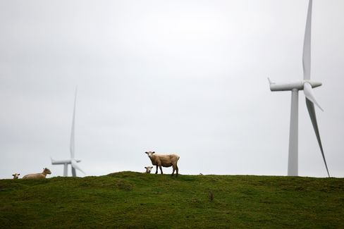 Clean-Energy Investment Rises 22% Led by Surge in U.S. and China