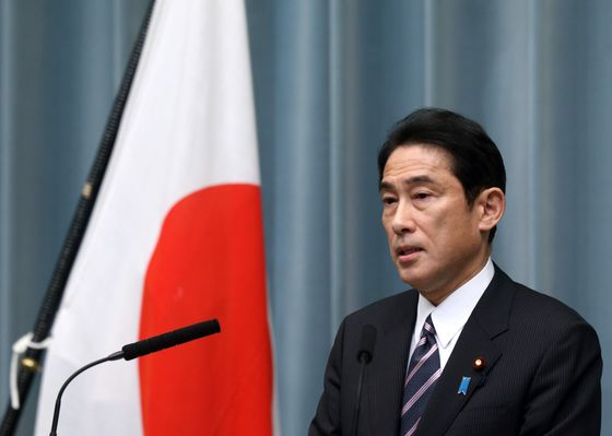 Here's Who to Look Out for in the Race to Succeed Japan's Abe