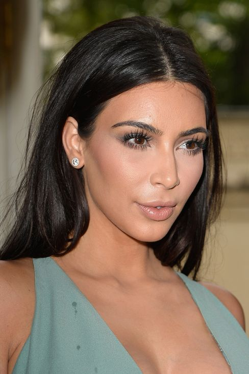 Reality-TV Star Kim Kardashian