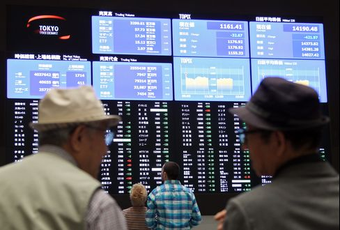 European Shares Rebound as Yen Strengthens; Oil, Rand Decline