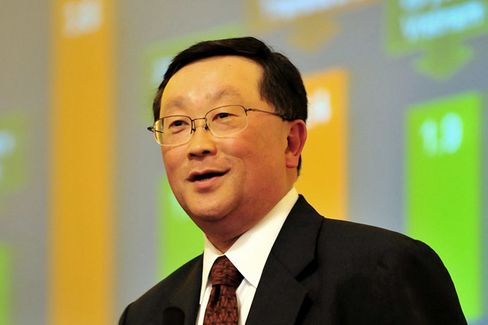 How BlackBerry and Watsa Can Win With John Chen