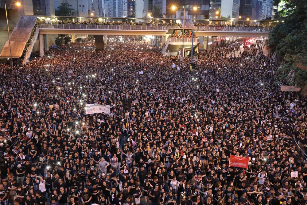 Hong Kong Braces for New Protests as Extradition Bill Suspended