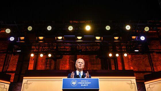 Biden Casts Somber Tone in Thanksgiving Speech Focused on Covid