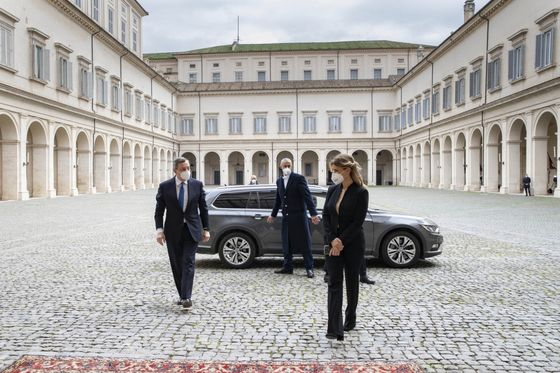 They Betrayed Italy's Last Leader, but Draghi Needs Them