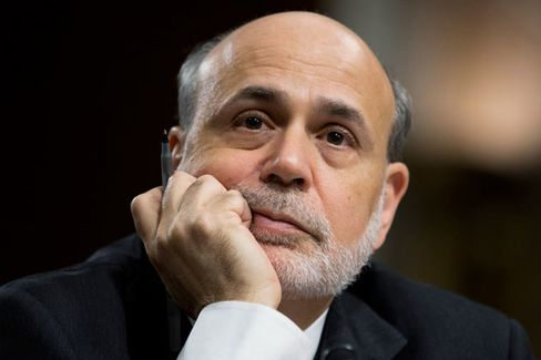 Markets Tell Bernanke to Take His Optimism and Shove It