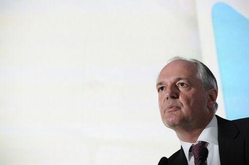 Unilever Chief Executive Officer Paul Polman