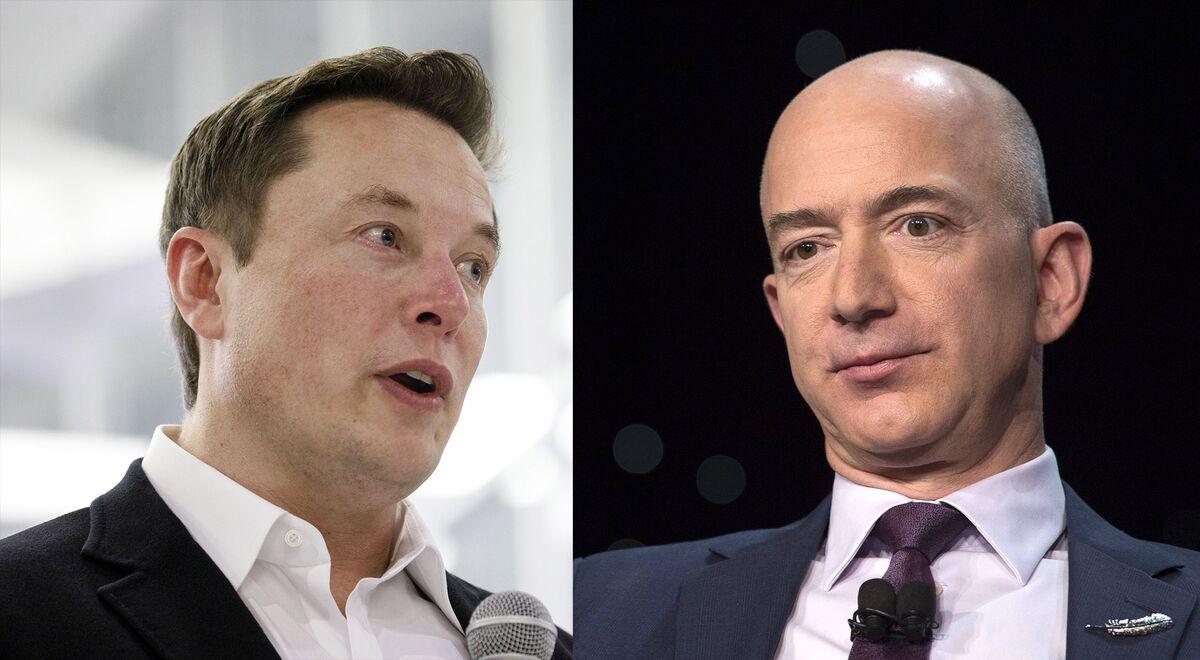 Behind Amazon's HQ2 Fiasco: Jeff Bezos Was Jealous of Elon Musk