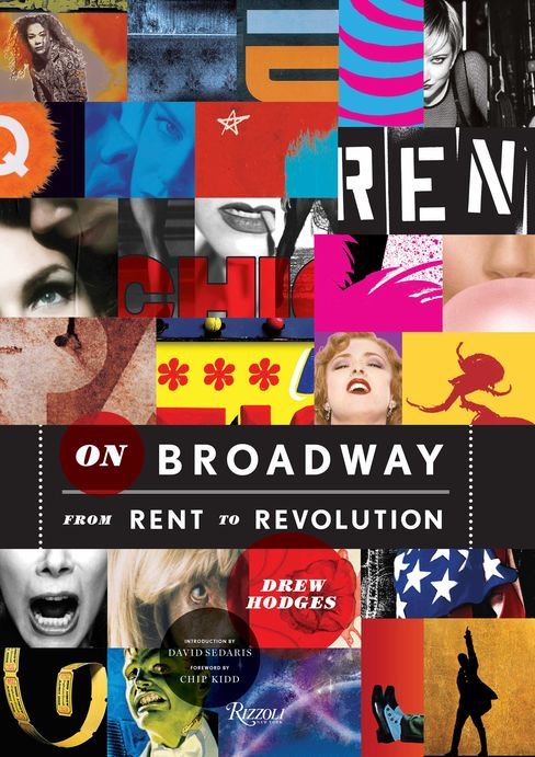 Rizzoli's On Broadway: from Rent to Revolution