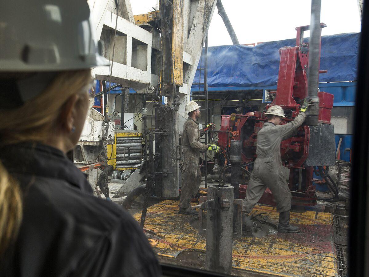 Blackstone, Whiting, Callon Consider Bids for Shale Driller QEP
