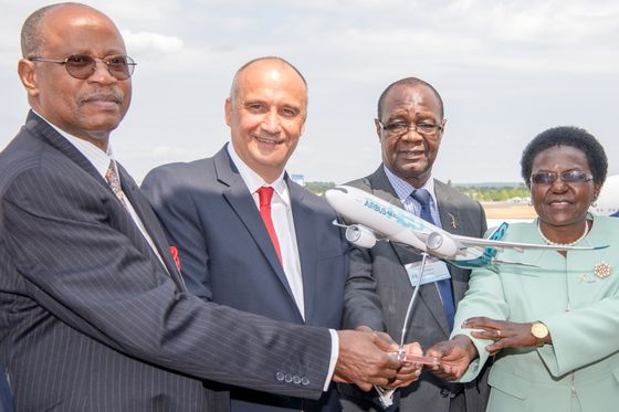 Uganda Has Big Plans for New National Airline About to Take Off