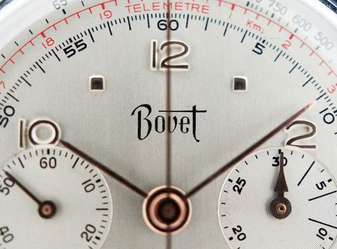 The details on the dial are what really make this watch special.
