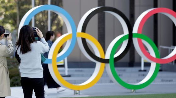 Olympics Bubble Holds Up Even as Tokyo Covid Cases Hit Record