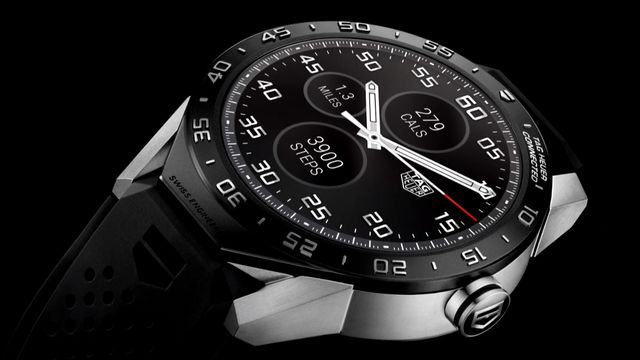 TAG Heuer, Google Release First Swiss Luxury Smartwatch: All the Details