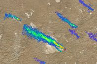 relates to New Climate Satellite Spotted Giant Methane Leak as It Happened