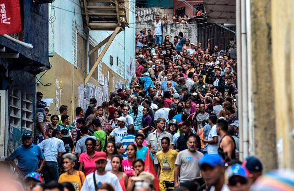 Venezuela's Opposition Hurt Its Own Cause