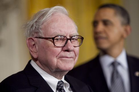 Warre Buffett Becoming Fundraising Surrogate for Obama