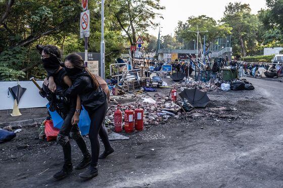 'Everyone Is Angry': Police Aggression Fuels Hong Kong Protests