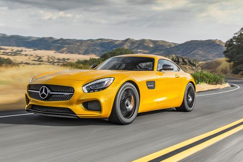 The AMG GT S is the purest sports car Mercedes-Benz makes today.