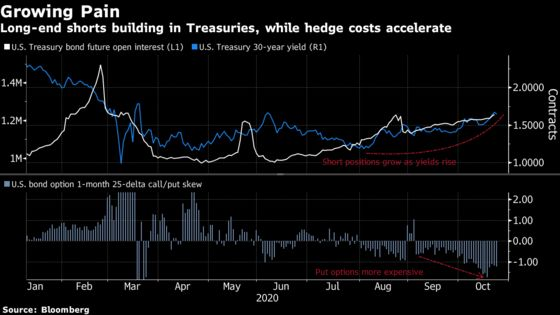 The Big Short in Treasuries Is Showing Some Pre-Election Cracks