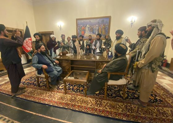 Taliban Mullahs Vow Softer Approach to Win Over Skeptical World
