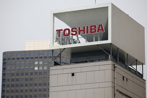 Toshiba Conspired With Competitors on LCD Prices, Jury Rules