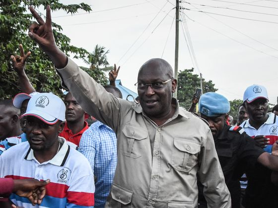Detained Tanzanian Opposition Leader Faces Terrorism Charges