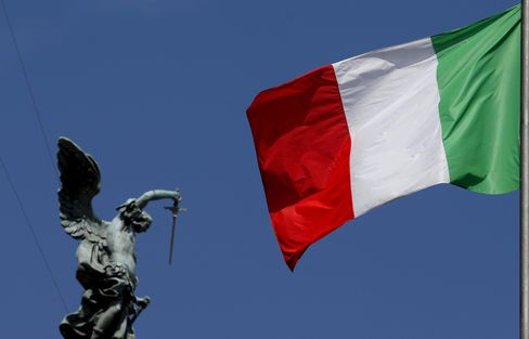 Italy's Borrowing Costs Rise