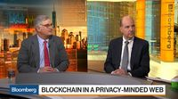 relates to The Rise of Blockchain and the Privacy Risks Associated With It