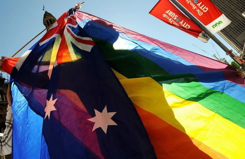 Same-Sex Marriage Ban Challenge Thrown Out by Australian Judge