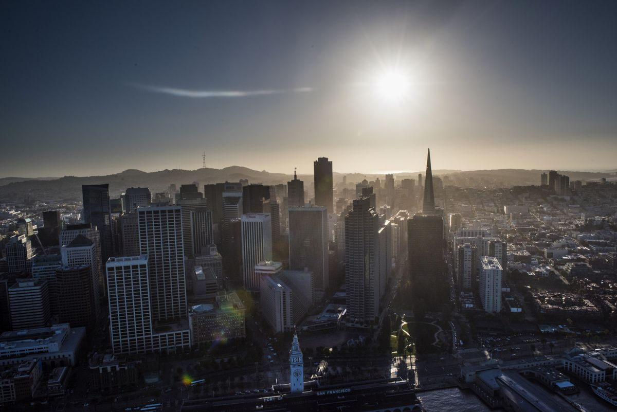 Landmark San Francisco Project Sold at Loss by Chinese Developer