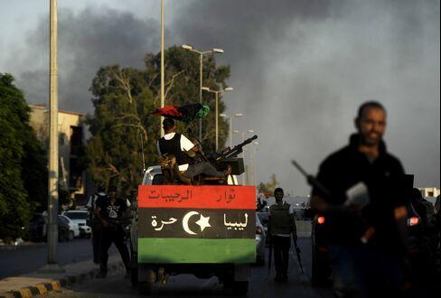 Oil-Rich Libya Won't Need Financial Aid in Post-Qaddafi Era