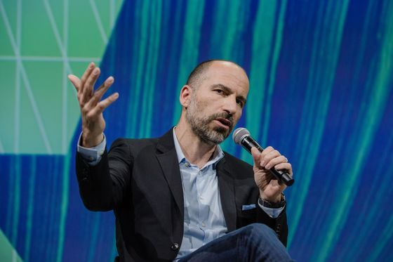 Uber CEO Says Company Can Do an IPO Without Being Profitable