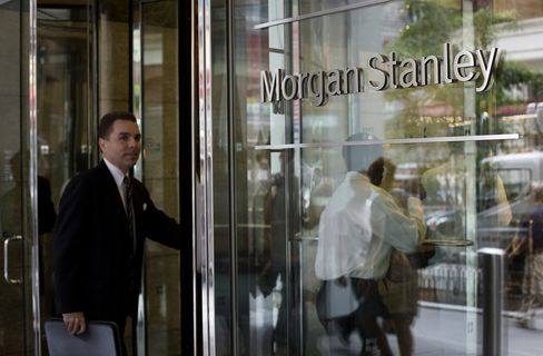 Morgan Stanley Sued by Singapore Firm Over Pinnacle Notes