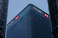 HSBC Holdings Plc Headquarters And Branches As Banks Seeks To Stop Slump In Revenue