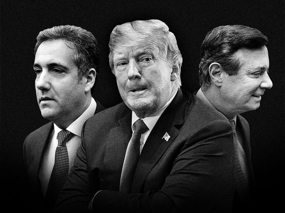 Criminal Convictions in Trump's Inner Circle