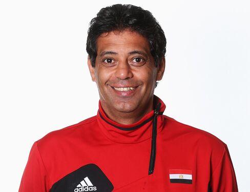 Egyptian Men's Olympic Football Team Head Coach Hany Ramzy