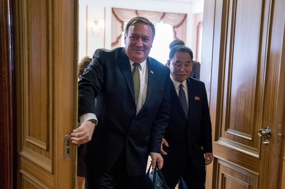 Inside Pompeo's Fraught North Korea Trip